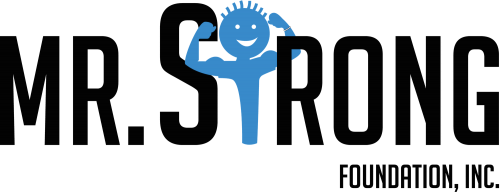 mr strong foundation Logo